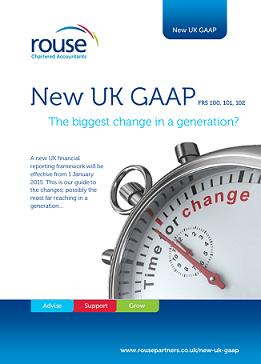 New UK GAAP - Guide