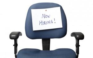 Recruitment boom
