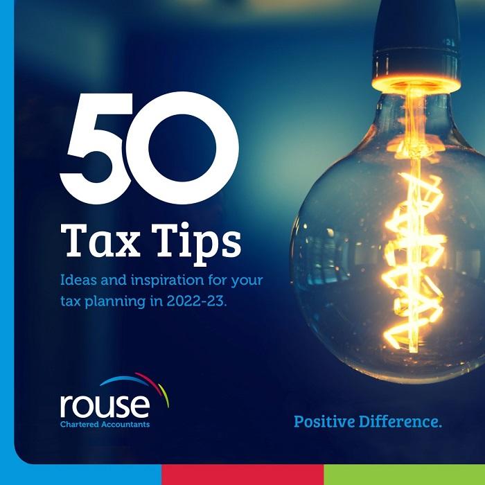 Tax Tips 2018/19